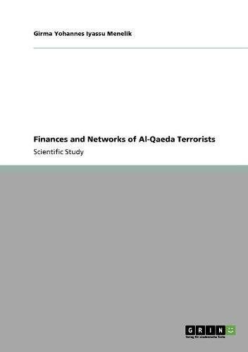 Download Finances and Networks of Al-Qaeda Terrorists pdf