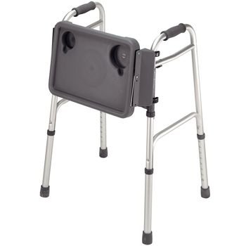 Briggs Healthcare Fold Away Walker Tray by Briggs Healthcare