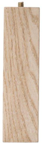 "Waddell 2656 Ash Parsons Table Leg, 6"""