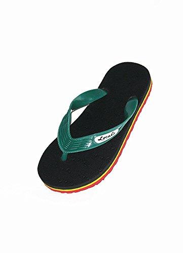 Locals Reggae Kids Stripe Slipper - Size 7.0'' inches by Locals (Image #2)