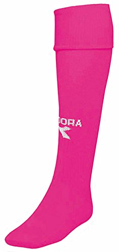 Diadora Unisex Squadra Comfort Athletic Socks PINK M by Diadora