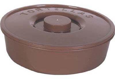 (DDI 1185610 Tortilla Container Plastic)