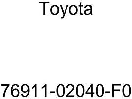 Toyota 76911-02040-F0 Mudguard Sub Assembly