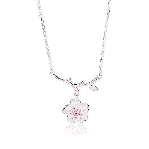 Cherry Blossom Necklace - 7