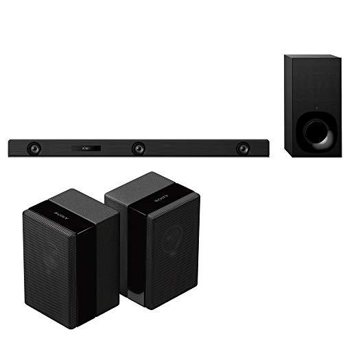 Sony HT-Z9F -3.1ch Dolby Atmos/DTS:X Soundbar with Wi-Fi/Bluetooth SA-Z9R - Rear Channel Speakers