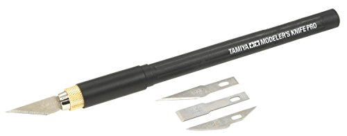 Tamiya Kraft Tool series No.98 Modeler's Knife PRO Plastic model Tools for 74098