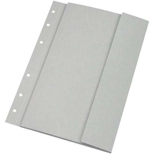 [해외]사쿠라이 에코 미디어 파일 A4 회색 25 권 / Sakurai Eco Media file A4 Gray 25 books