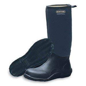 Mudruckers Tall Boots 9 Black