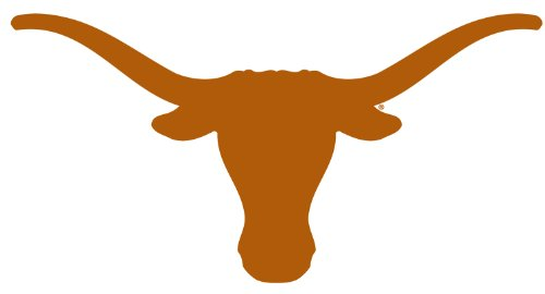 RoomMates RMK1982GM University of Texas Giant Peel and Stick Wall Decals