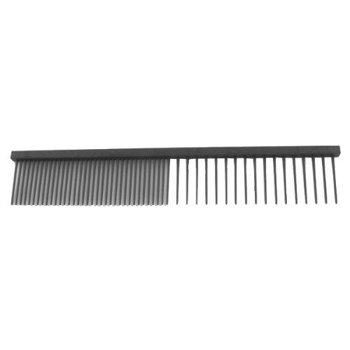 Groom Professional Anti-Satic Comb, Black