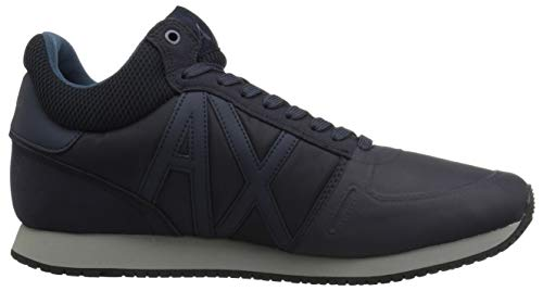 Armani Men Exchange Ink india Navy X A Running Retro 56ORwPqAn