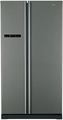Samsung RSA1STMG Independiente 540L A+ Plata nevera puerta lado a ...