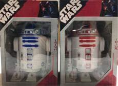 【 】スターウォーズ STARWARS R2-D2/R2-M5 スピーカー B07QDYZY1Y