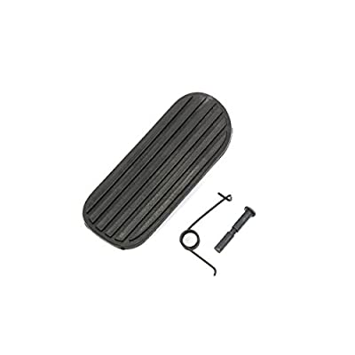 Gas Pedal Pad Replacement fits Many Compatible with Chevy GMC Repair Kit See Listing for Application Details: Automotive