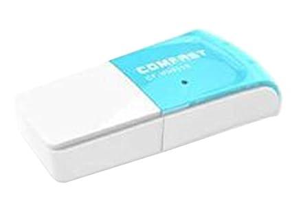 Amazon.com: Comfast CF-WU825 N 2T2R 300 Mbps Mini Wireless ...