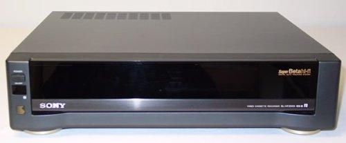 Sony SL-HF2000 Super Beta HiFi VCR by Sony