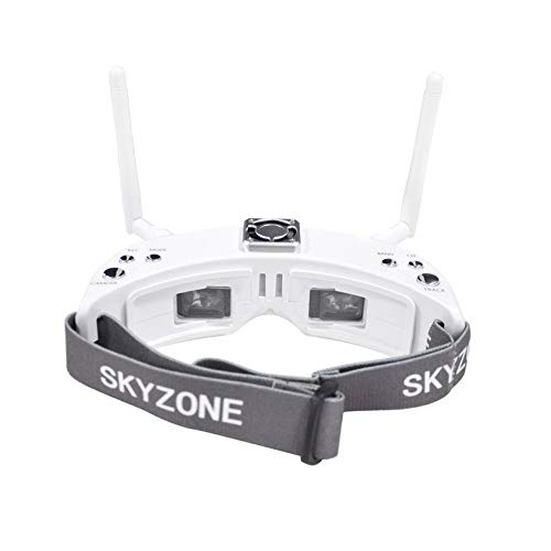 Wikiwand SKYZONE SKY03 3D/2D Glasses 5.8G 48CH Diversity Receiver FPV Goggles DVR by Wikiwand (Image #7)
