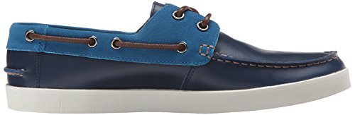 Lacoste Men's Keellson 8 Boat Shoe, Navy Navy/Blue, 13 M US by Lacoste (Image #7)