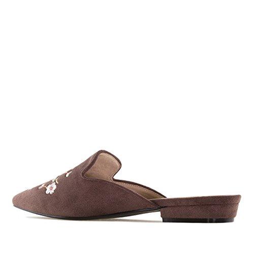 Ouvertes Machado AM5249 Chaussures Grises Andres ZPO1vwqZ