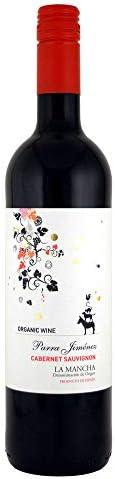 パラ ヒメネス カベルネソーヴィニヨン オーガニック 750ml ×【12本セット】 ラ・マンチャ 辛口 スペイン産 赤ワイン