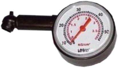 Reifendruckprüfer Luftdruckmesser Reifendruckmesser Für Kfz Motorrad Fahrrad 0059 Auto