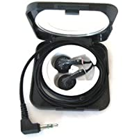 Sony MDR-E424 Stereo Dynamic Earphones Headset for Dictation & Transcription