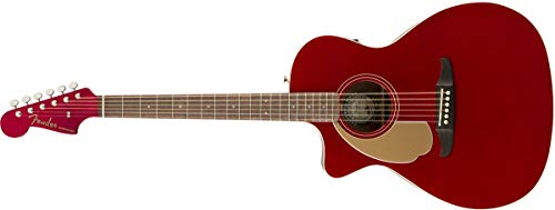 (Fender Newporter Player LH, Candy Apple Red)