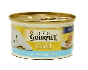 Gourmet Gold Can Ocean Fish Pate 85g