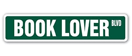 Image result for book lover sign