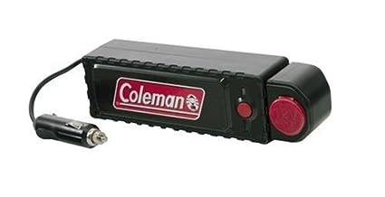 amazon com coleman pmb8110 12 volt portable power source automotive rh amazon com Coleman Powermate Drill Charger Coleman Powermate Spotlight Charger