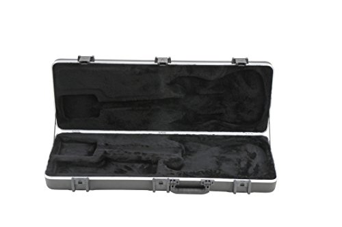 SKB 1SKB-66PRO Rectangular Hardshell Strat/Tele Style Electric Guitar ()