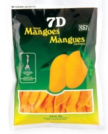7D Mango Dried - 5 Lbs by Dylmine Health