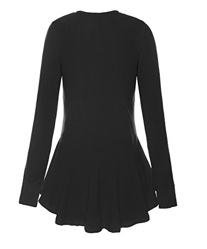 Find great deals on eBay for long sleeve peplum tops. Shop with confidence.