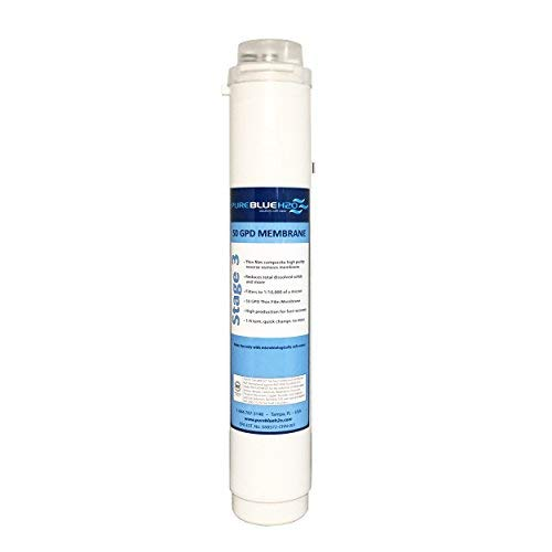 Pure Blue H2O 50 Gallon Per Day Stage 3 Membrane Filter ()