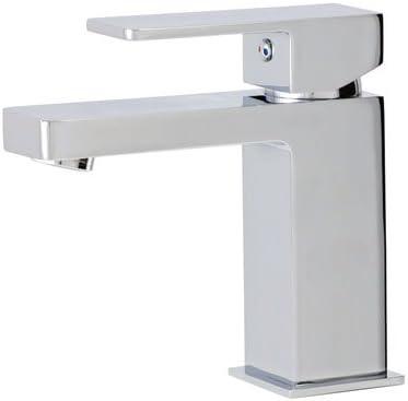Aquabrass Madison Single-Hole Lavatory Faucet – Polished Chrome