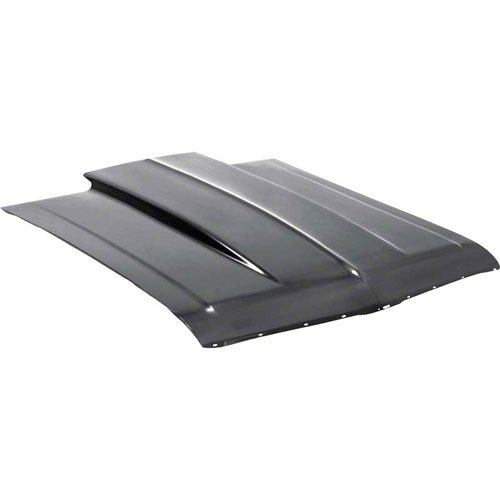 OER 341058C 1973-74 NOVA 2 COWL INDUCTION HOOD STEEL