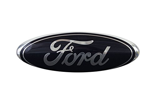 Ford Nameplate (Genuine Ford AT4Z-9942528-A Nameplate)