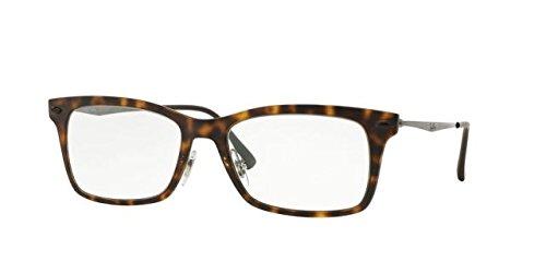 Ray-Ban Eyeglasses RX7039 5200 Matte Havana 51 18 - Ray Ban Havana Matte