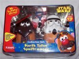 (Darth Tater and Spudtrooper by Mr Potato Head )
