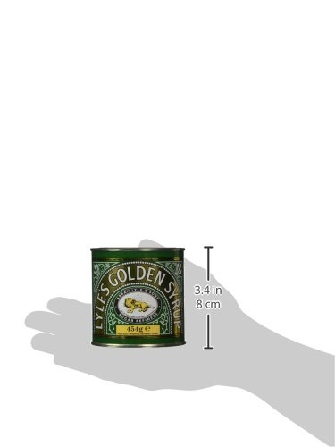 Tate & Lyle Golden Syrup - Case of 12 X 454 Gram Containers by Tate & Lyle (Image #6)