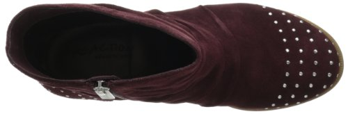 Sup Gurrl Suede Burgundy Kenneth Cole REACTION Women's wq7xOHg0It