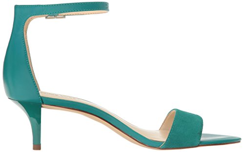 Dark Sandals turquoise Nine West Fashion Leisa Women's wqnqXIv1
