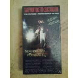 - Take Your Ticket to Court & Win [VHS]