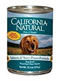 California Natural Salmon and Sweet Potato Canned Dog Food, My Pet Supplies