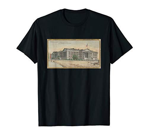(Treasury Department Building T Shirt)