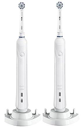 Oral-B PRO Duo 900 Sensi UltraThin Adulto Cepillo dental giratorio Blanco -  Cepillo de 4522828bf1ba