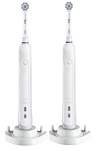 Oral-B PRO Duo 900 Sensi UltraThin Adulto Cepillo dental giratorio Blanco - Cepillo de