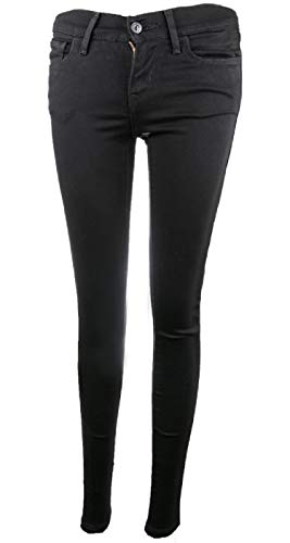 710 Pants Woman Skinny Echo Secluded Levi's 32 Black Super Denim 24 O4WqFd