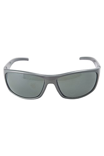 Mountain Warehouse Bondi Sunglasses - 400UV Filter Category 3 with Lightweight Durable Plastic Frame - A Solution for Hiking, Trekking, Travelling, Holidays or Everyday Use Dark - Filter 3 Sunglasses Category