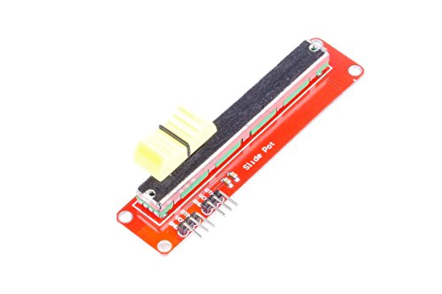 Electronic Sliding Potentiometer Module Adjustable Potentiometer Module for Arduino ()